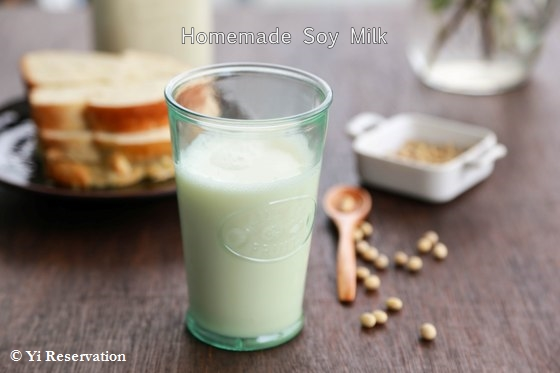 Make this delicious homemade Soy Milk following this step-by-step ...