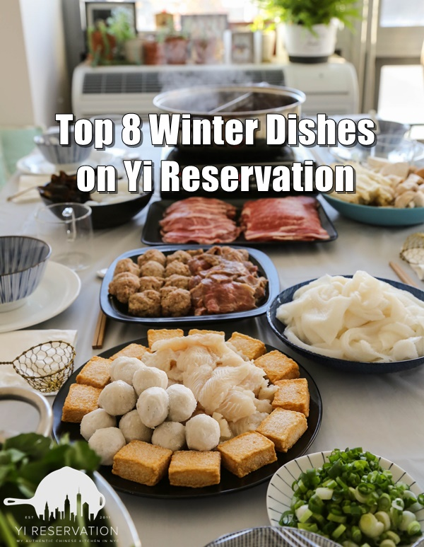 winter dishes round up